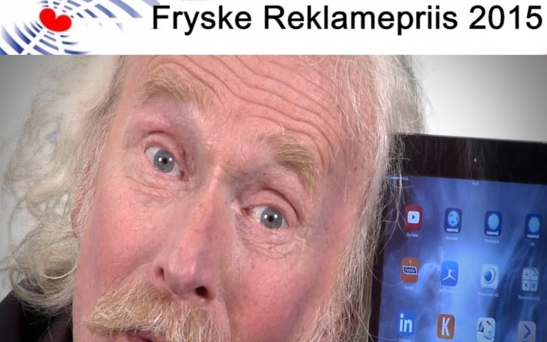 Fryske Reklamepriis 2015